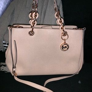 Leather Micheal Kore Purse AUTHENTIC